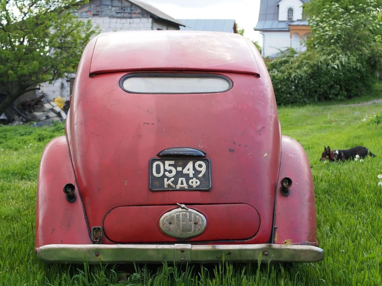 1937 Steyr 50 / VW Beetle For Sale (picture 4 of 5)