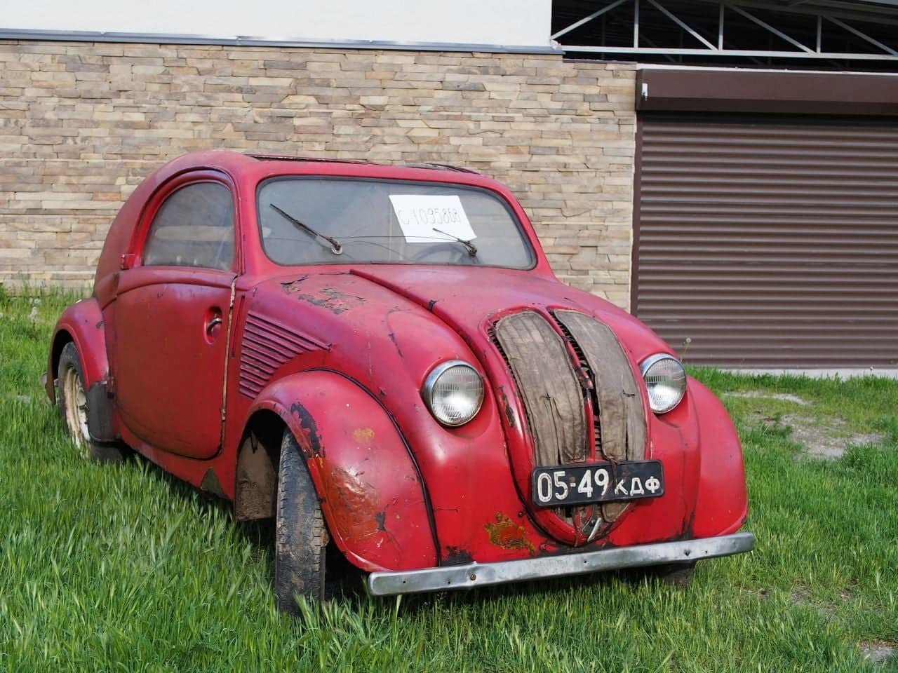 1937 Steyr 50 / VW Beetle For Sale (picture 5 of 5)