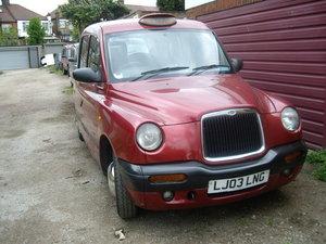 2006 TX2 London Taxi