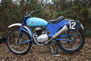 Lot 66 - A 1960s DMW 250cc twin shock scrambler - 01/06/2019 For Sale by Auction