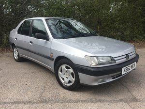 1995 Peugeot 306 Sedan - all proceeds to Disabled Racing Academy  For Sale