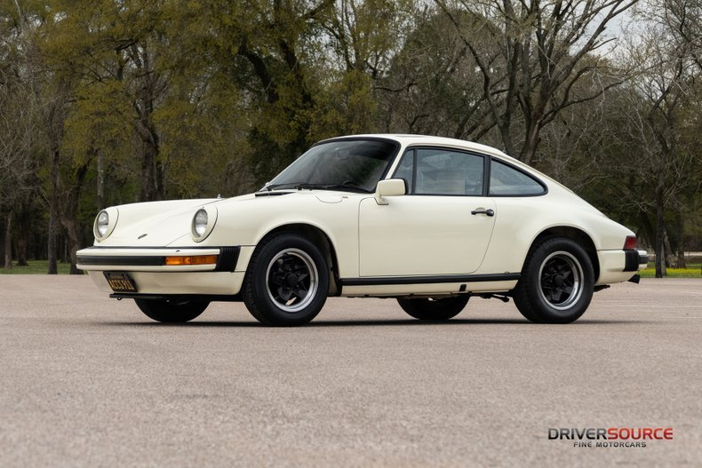 1982 Porsche 911SC Sunroof Coupe = 38k miles Ivory For Sale (picture 1 of 6)