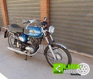 Moto Morini Corsaro 125, anno 1971, perfetta