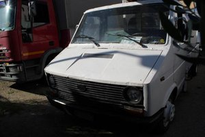1979 Iveco Daily 30/8 con Elevatore Pauss CTE For Sale