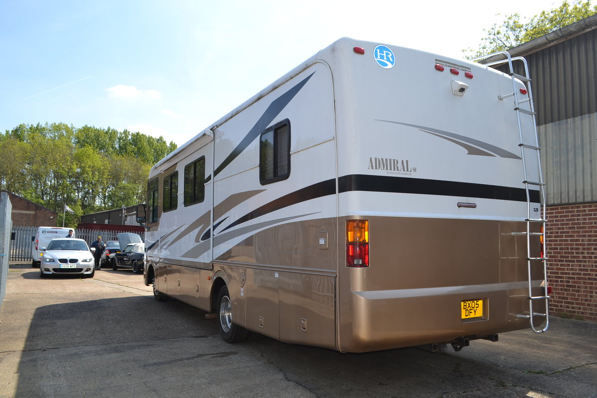 2005 Holiday Rambler Admiral SE LHD For Sale (picture 2 of 6)