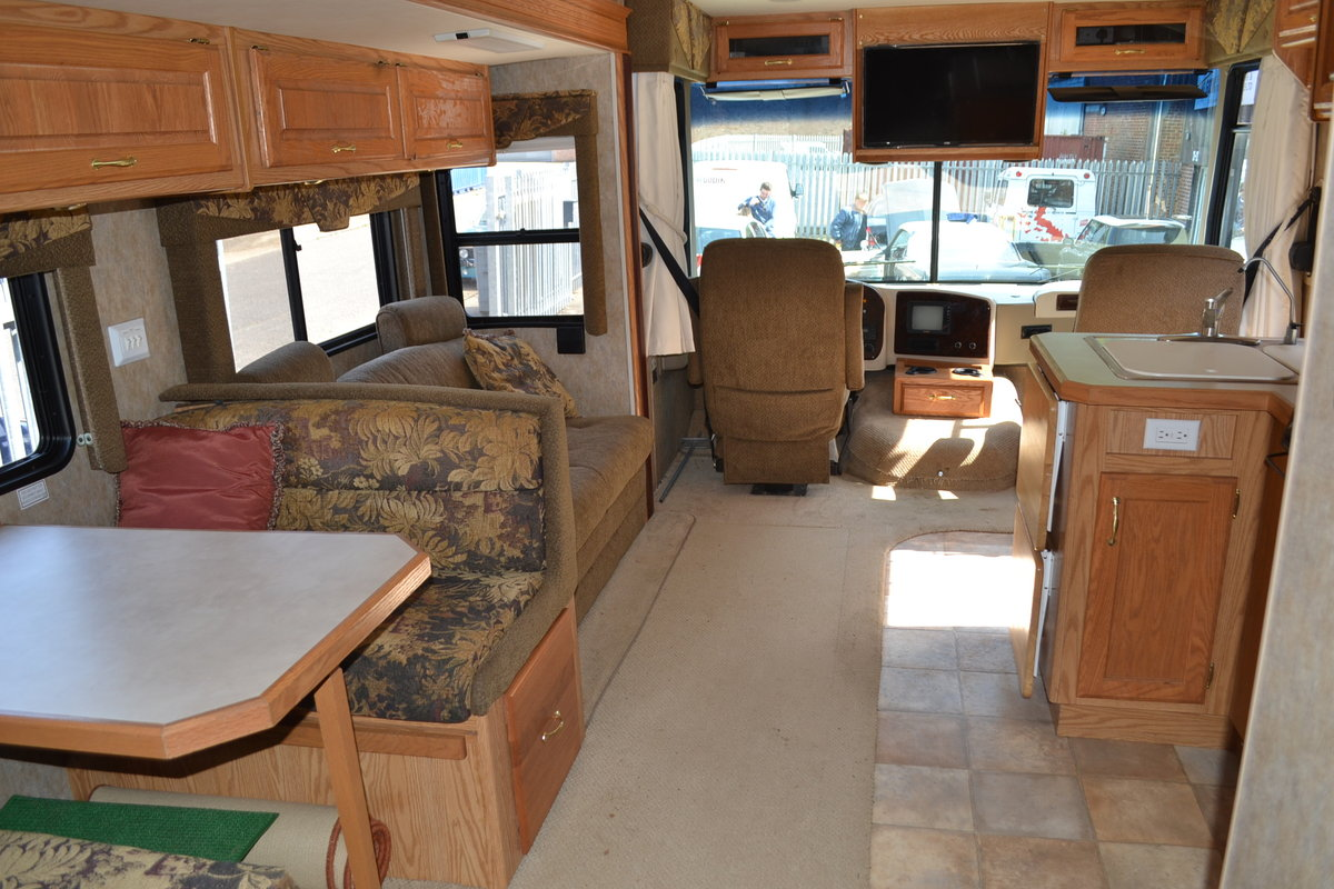 2005 Holiday Rambler Admiral SE LHD For Sale (picture 5 of 6)