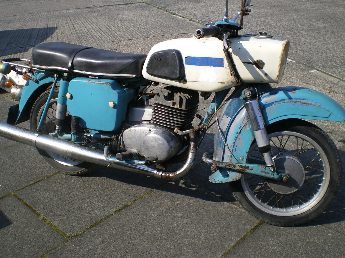 1974 MZ 250cc Trophy, Very Original collectible  Machine!! For Sale (picture 1 of 6)