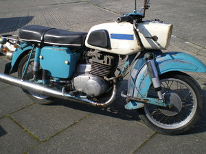1974 MZ 250cc Trophy, Very Original collectible  Machine!! SOLD