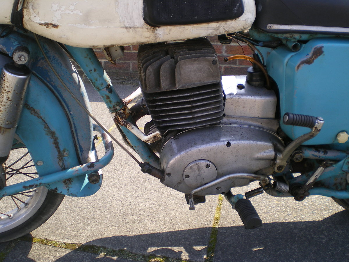1974 MZ 250cc Trophy, Very Original collectible  Machine!! For Sale (picture 6 of 6)