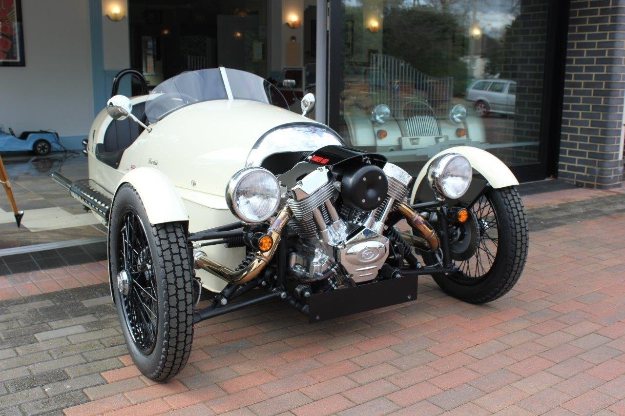 2019 NEWMorgan 3 WHEELER - £44,795 For Sale (picture 1 of 6)