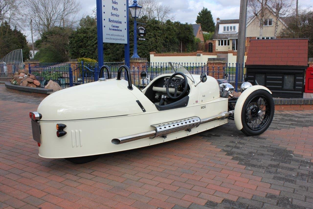 2019 NEWMorgan 3 WHEELER - £44,795 For Sale (picture 2 of 6)