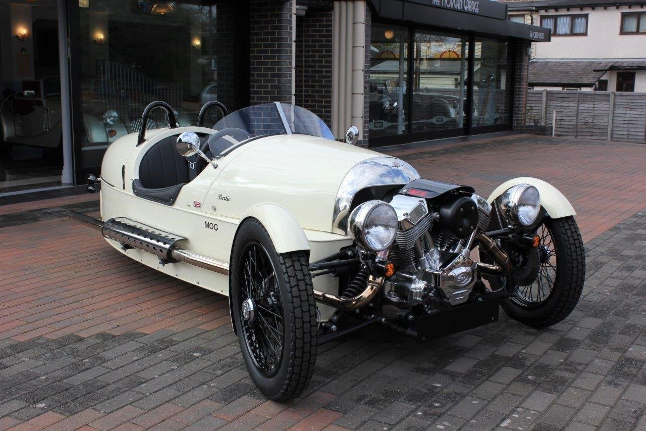 2019 NEWMorgan 3 WHEELER - £44,795 For Sale (picture 3 of 6)