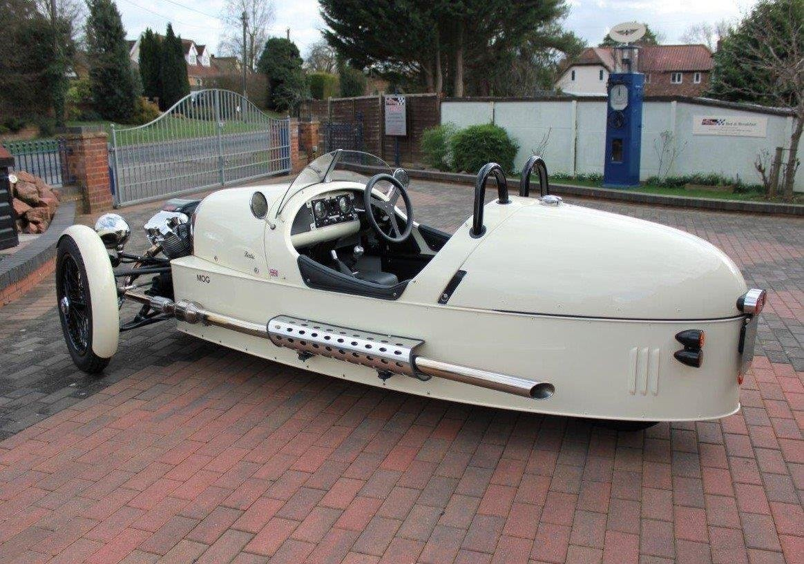 2019 NEWMorgan 3 WHEELER - £44,795 For Sale (picture 5 of 6)