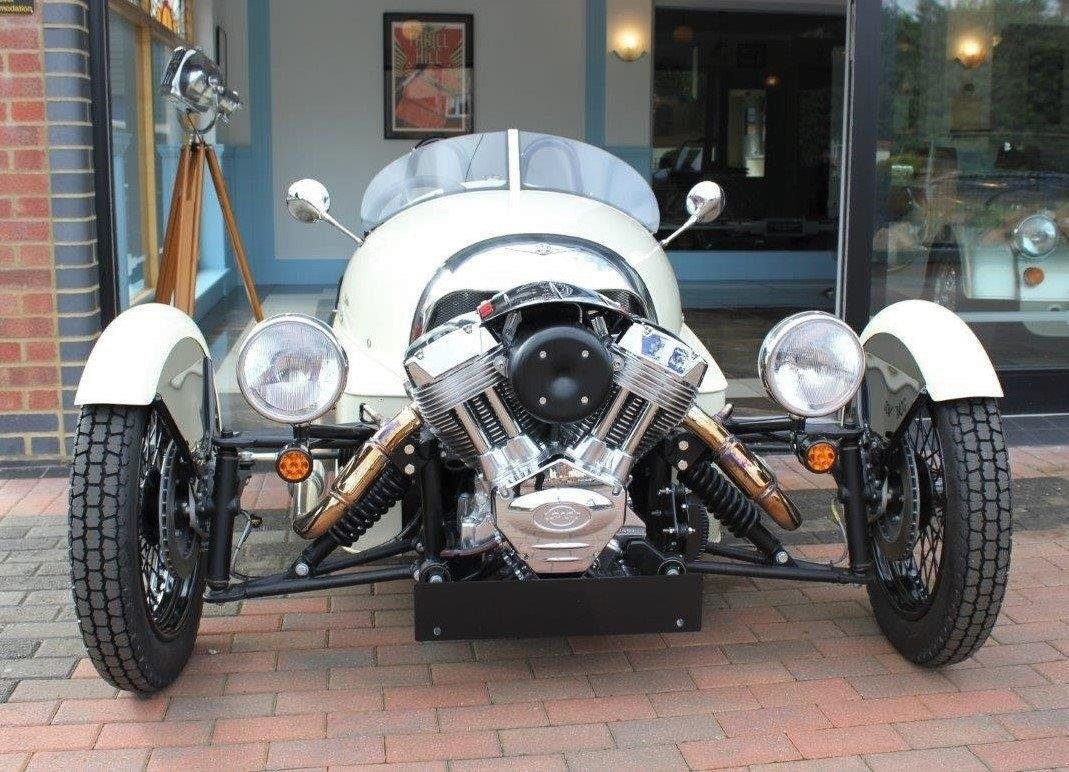 2019 NEWMorgan 3 WHEELER - £44,795 For Sale (picture 6 of 6)