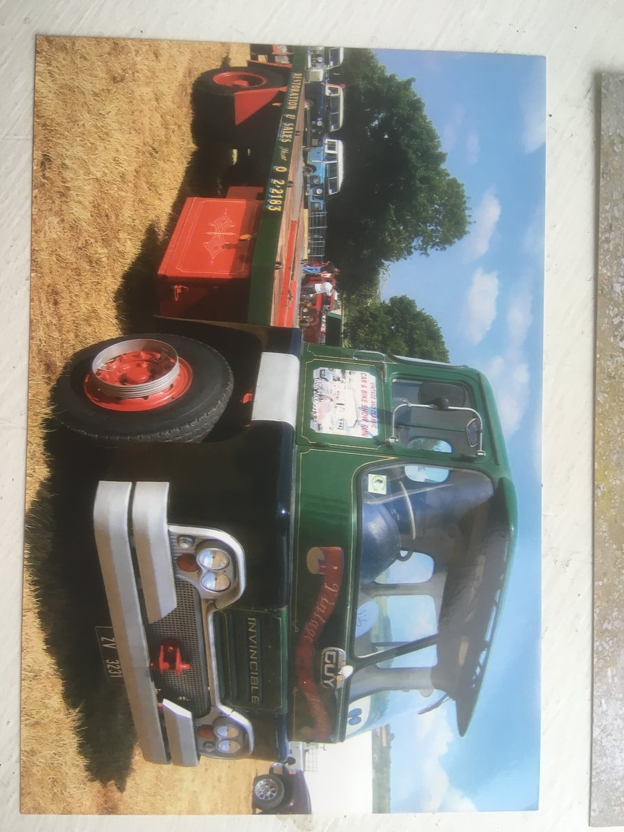 1961 Vintage Lorry for Sale SOLD (picture 1 of 2)