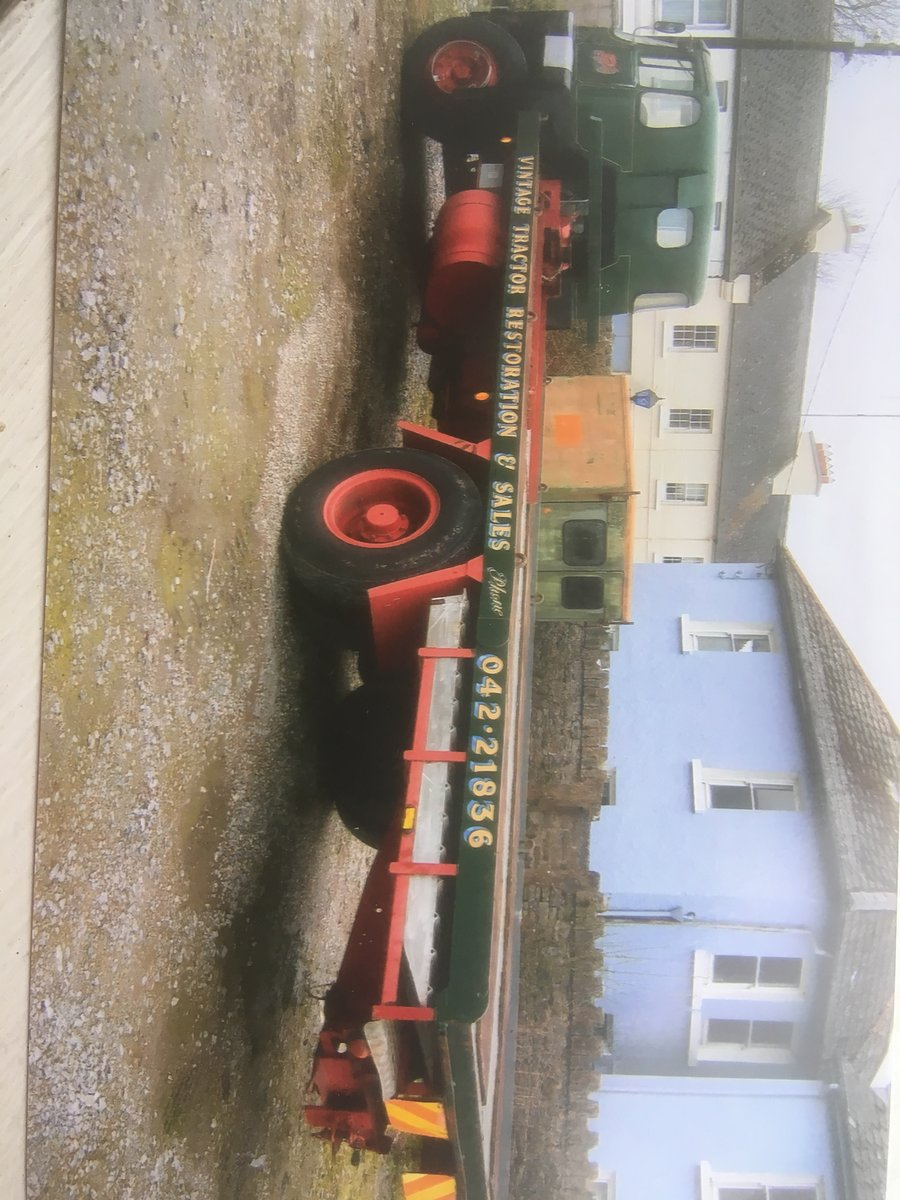 1961 Vintage Lorry for Sale SOLD (picture 2 of 2)