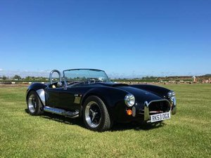 2004 AK Sports Cars 427 Cobra Replica at Morris Leslie Auction  For Sale by Auction