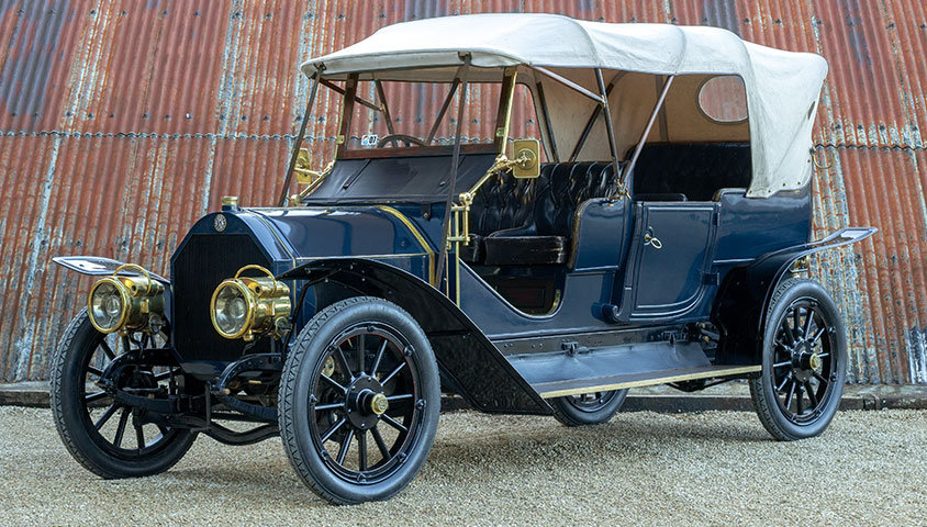 1909 VINTAGE BENZ 24/45 SIX-SEAT SPORTING TOURER For Sale (picture 1 of 6)
