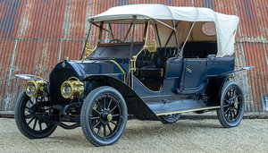 1909 BENZ 24/45 SIX-SEAT SPORTING TOURER