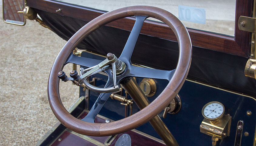 1909 VINTAGE BENZ 24/45 SIX-SEAT SPORTING TOURER For Sale (picture 6 of 6)