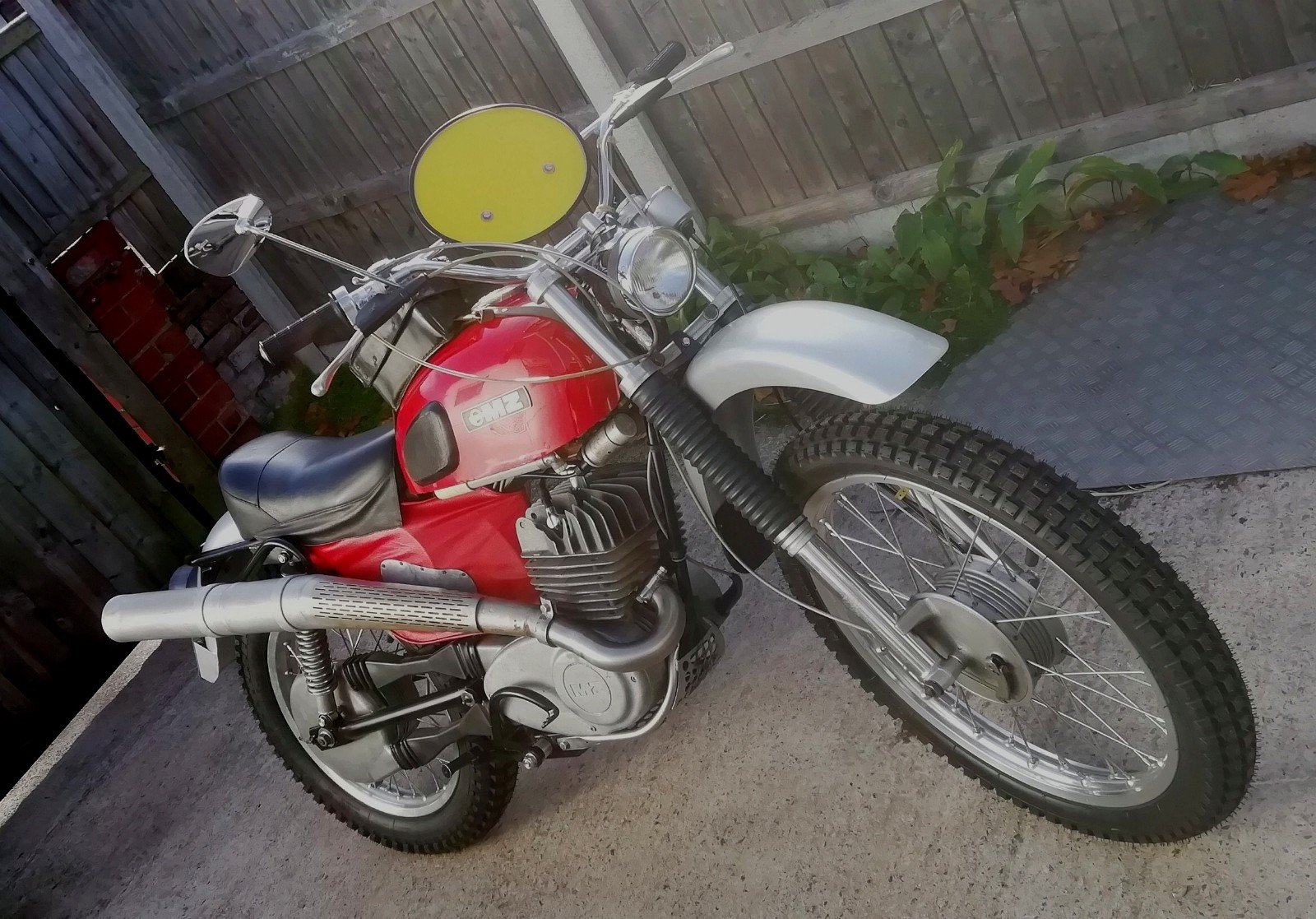 1975 MZ ETS 250/1 G5 ISDT SOLD (picture 1 of 6)