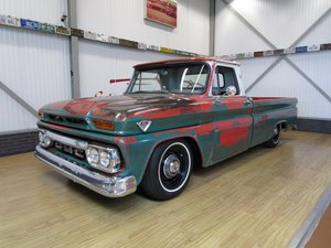 1966 GMC V8 Custom C10 Pick Up Restomod / Ratlook For Sale
