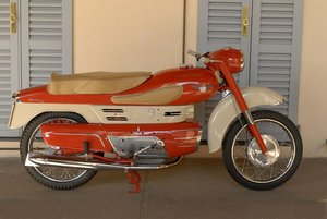 1957 Aermacchi Chimera 175