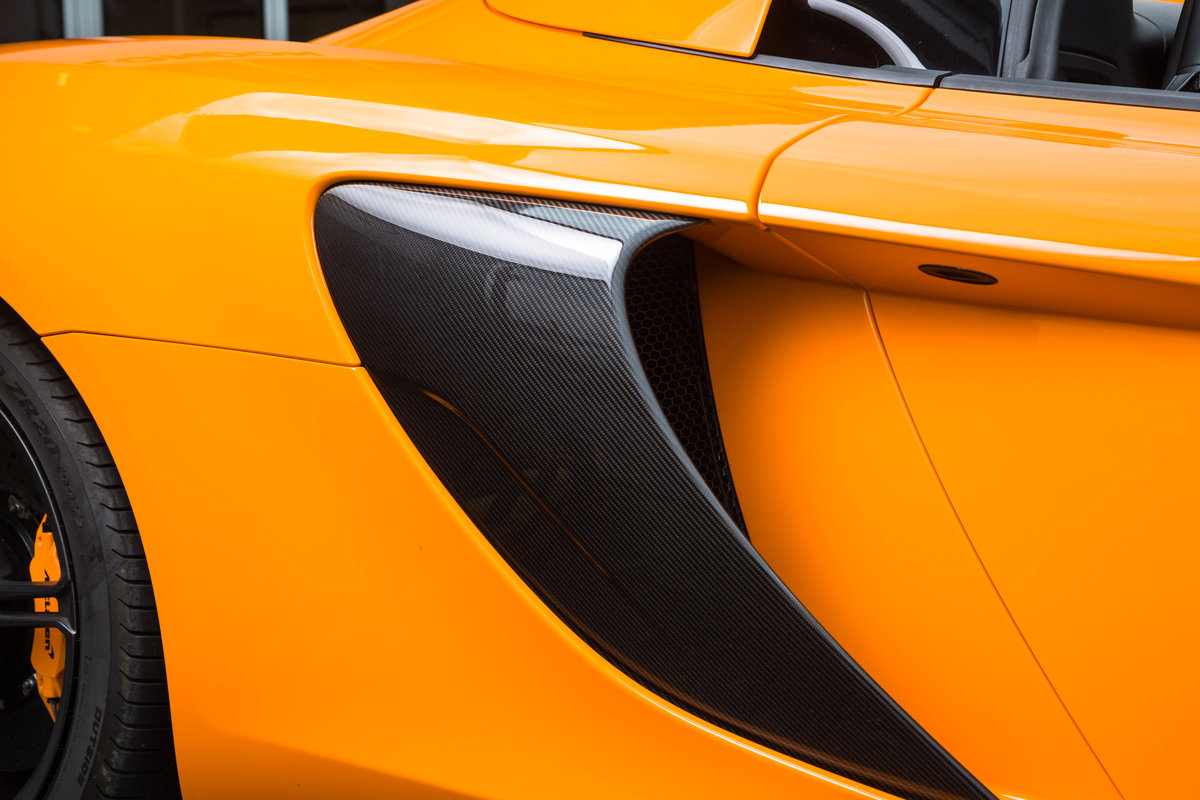 MCLAREN 650S SPIDER 2015 For Sale (picture 3 of 6)