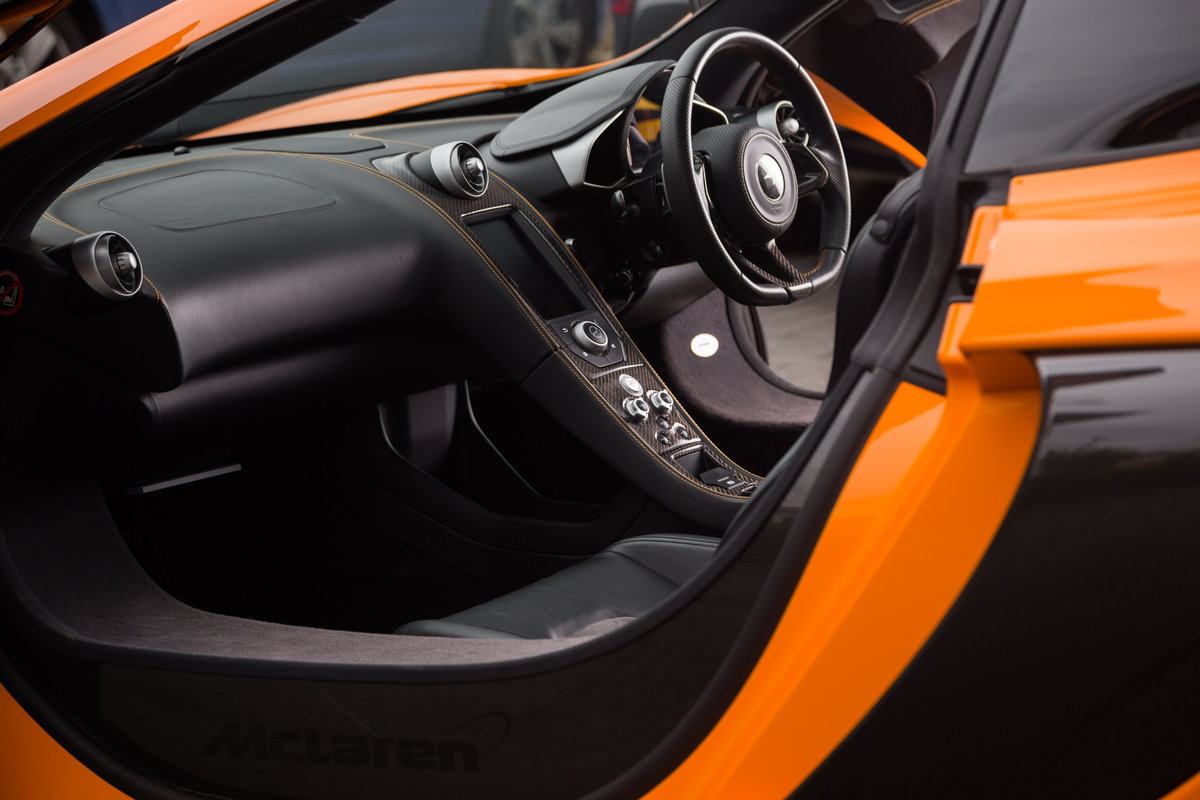 MCLAREN 650S SPIDER 2015 For Sale (picture 4 of 6)