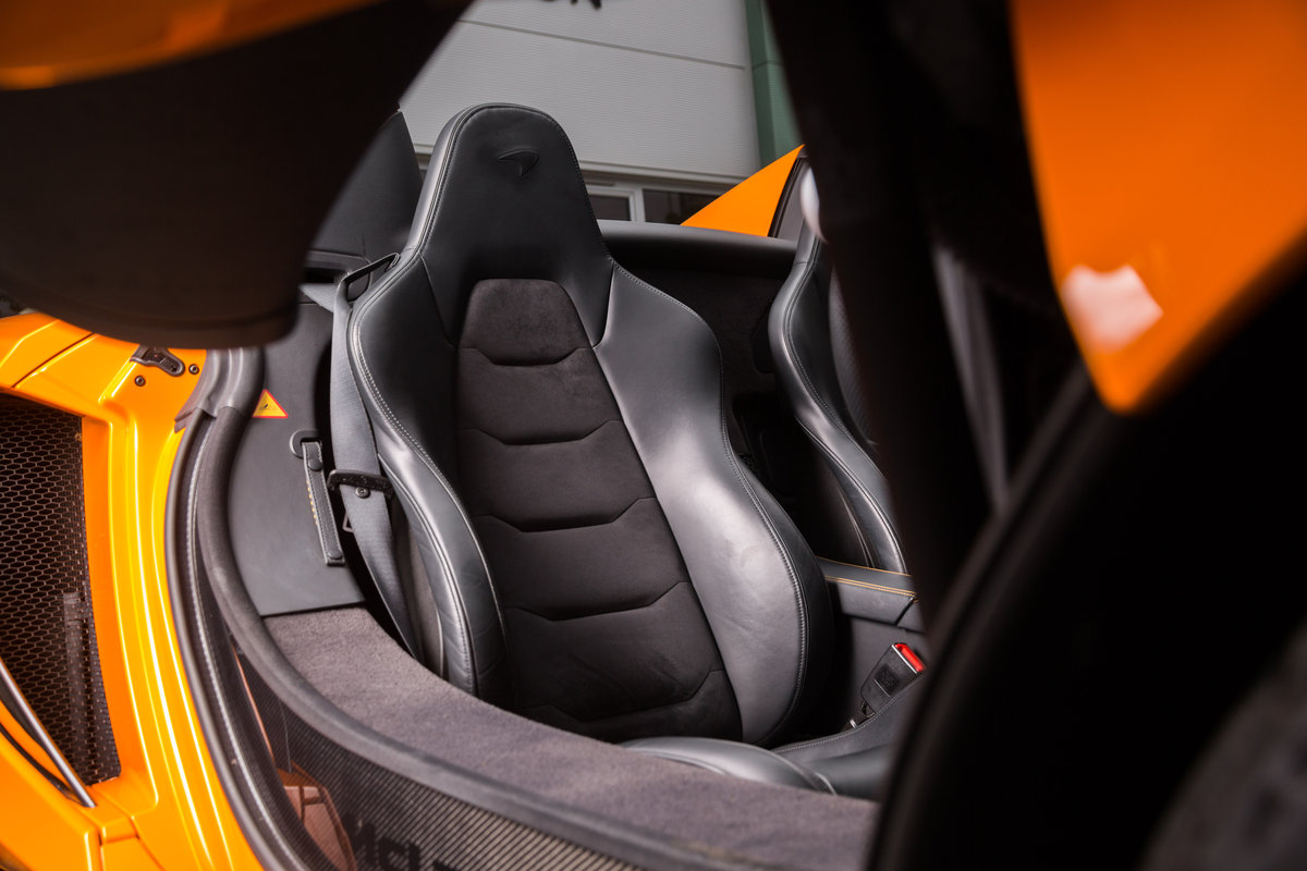 MCLAREN 650S SPIDER 2015 For Sale (picture 6 of 6)