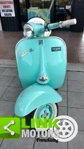 1960 PIAGGIO VESPA VNB1 1T COMPLETAMENTE RESTAURATA!!!. For Sale (picture 5 of 6)