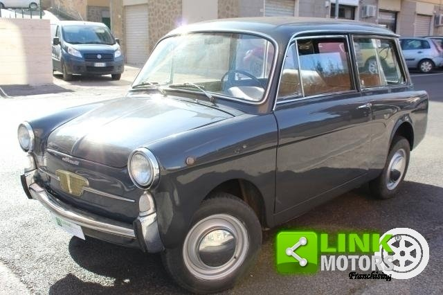Autobianchi Bianchina panoramica anno 1966 For Sale (picture 1 of 6)