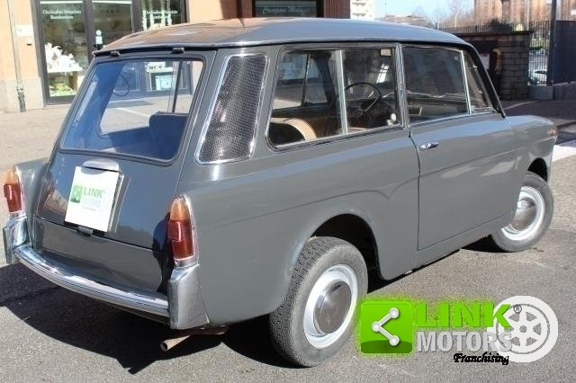 Autobianchi Bianchina panoramica anno 1966 For Sale (picture 5 of 6)