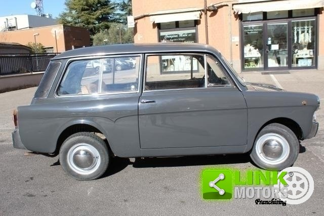 Autobianchi Bianchina panoramica anno 1966 For Sale (picture 6 of 6)