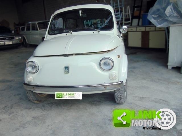 1974 Autobianchi 500 GIARDINIERA, COMPLETAMENTE RESTAURATA, ISCR For Sale (picture 3 of 6)