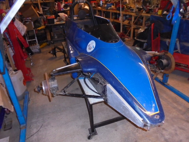 Reynard Formula Ford 1984/86 For Sale (picture 1 of 6)