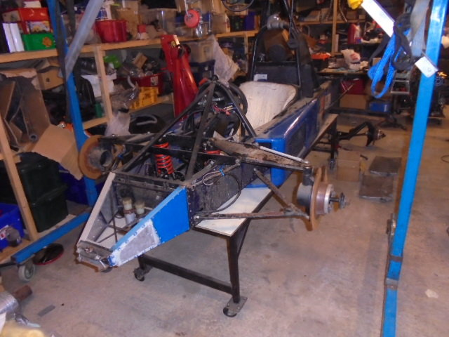 Reynard Formula Ford 1984/86 For Sale (picture 2 of 6)