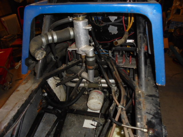 Reynard Formula Ford 1984/86 For Sale (picture 4 of 6)