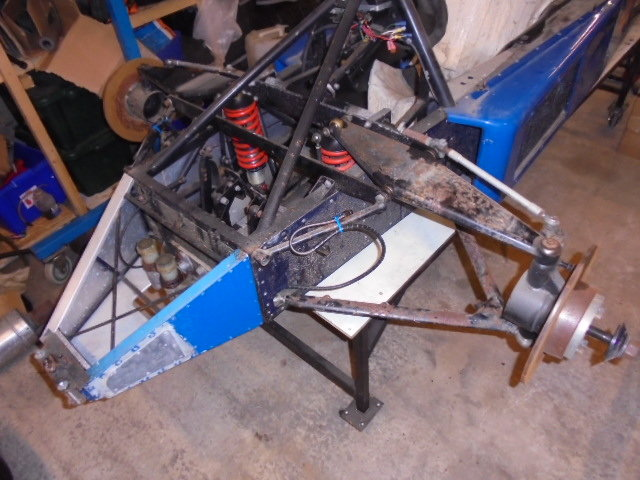 Reynard Formula Ford 1984/86 For Sale (picture 5 of 6)