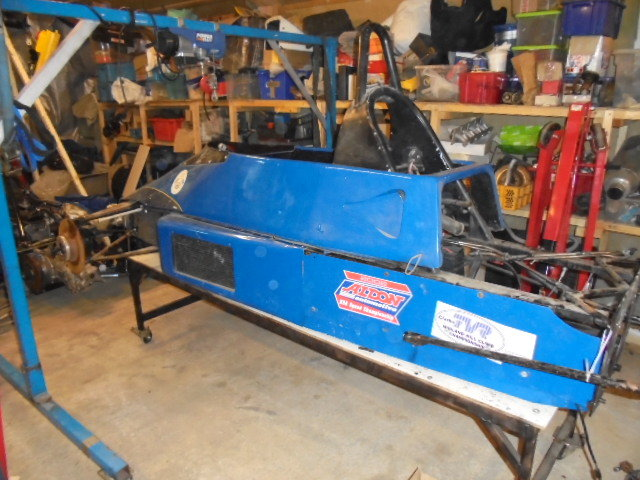 Reynard Formula Ford 1984/86 For Sale (picture 6 of 6)