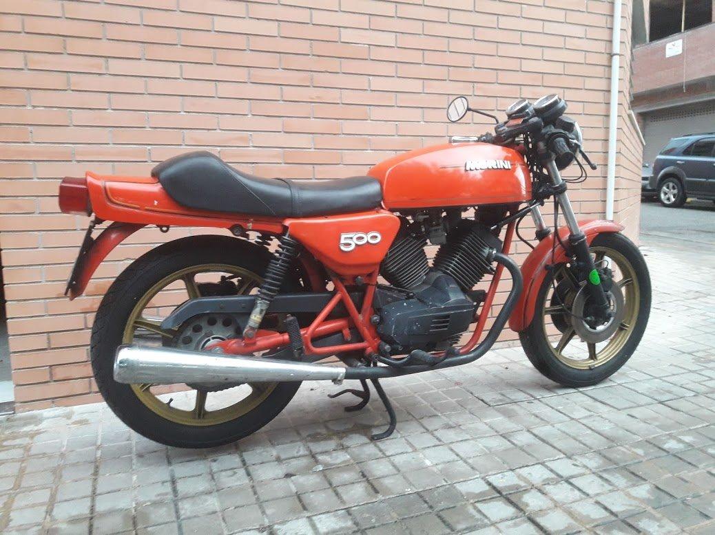 1980 Morini 500 Sport For Sale (picture 1 of 3)