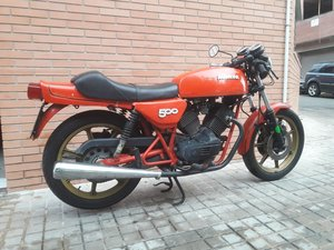 1980 Morini 500 Sport For Sale