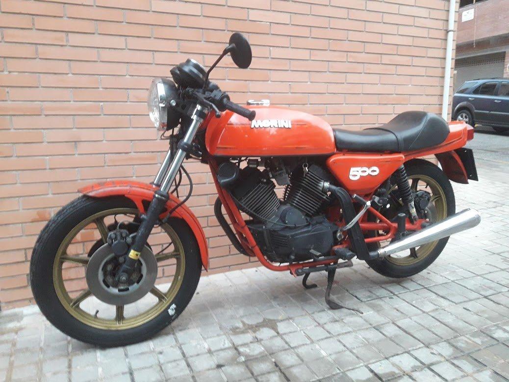 1980 Morini 500 Sport For Sale (picture 2 of 3)