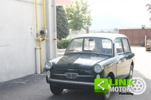 1969 Autobianchi bianchina panoramica restaurata For Sale