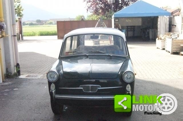 1969 Autobianchi bianchina panoramica restaurata For Sale (picture 2 of 6)