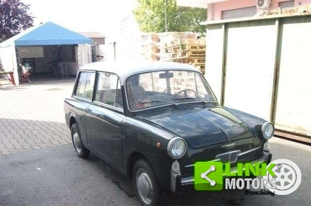1969 Autobianchi bianchina panoramica restaurata For Sale (picture 3 of 6)