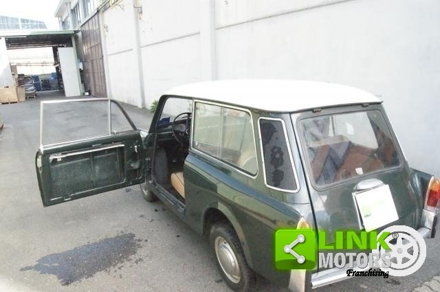 1969 Autobianchi bianchina panoramica restaurata For Sale (picture 4 of 6)