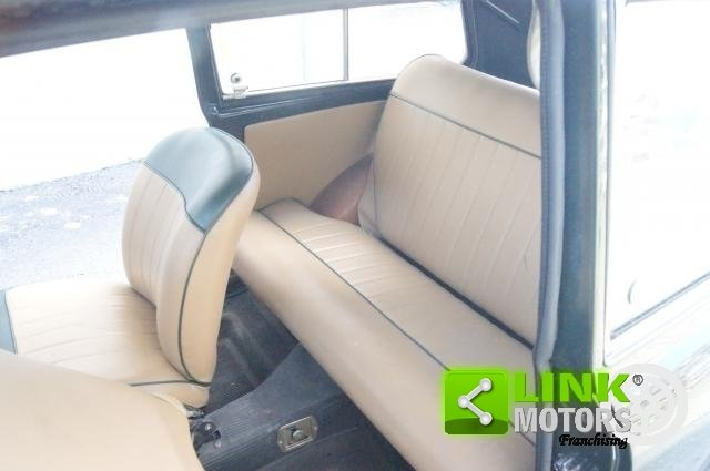 1969 Autobianchi bianchina panoramica restaurata For Sale (picture 5 of 6)