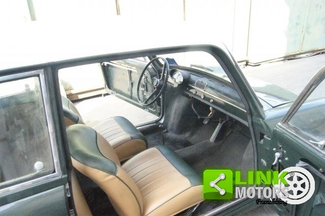 1969 Autobianchi bianchina panoramica restaurata For Sale (picture 6 of 6)