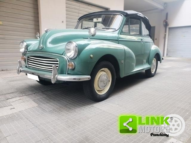 Innocenti MORRIS MINOR 1000 CONVERTIBILE 1965--PERFETTAMENT For Sale (picture 3 of 6)